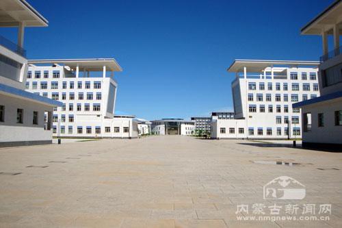 翁牛特旗乌丹蒙古族中学