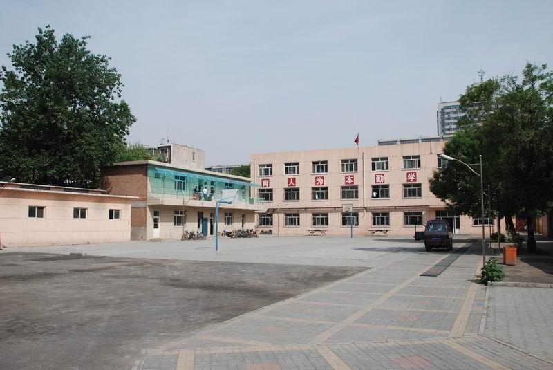 天津市北辰区体育中学