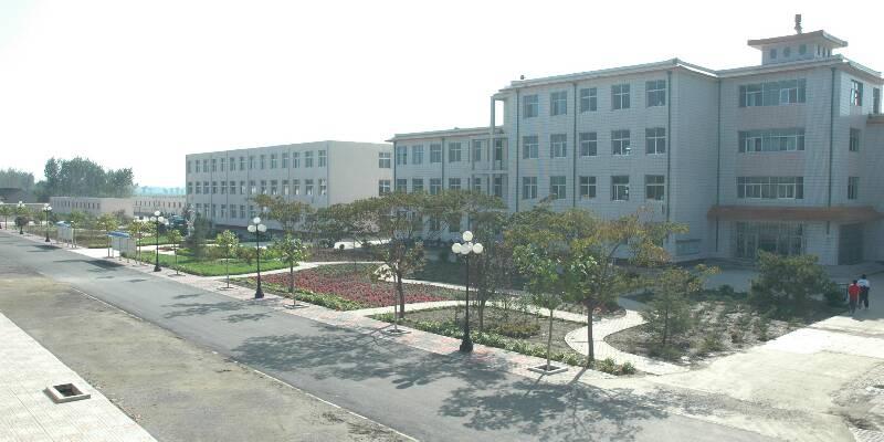 宝坻区大钟庄高级中学