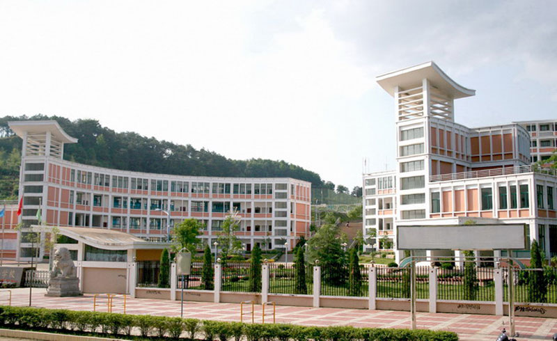 顺昌金桥学校