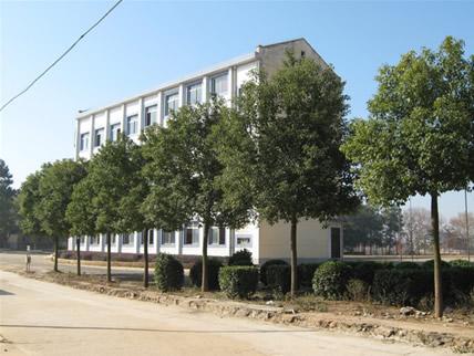 武汉市江夏区山坡中学
