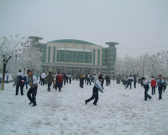 济南市历城区第二中学